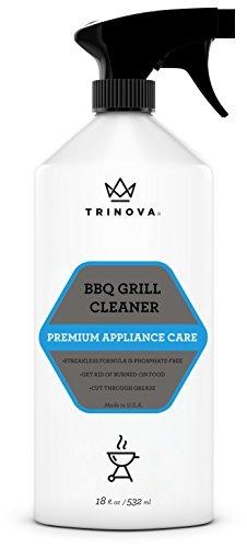 TriNova Grill Cleaner Spray