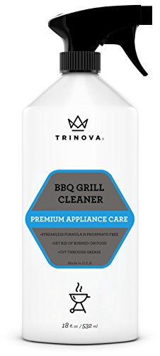 TriNova Grill Cleaner Spray